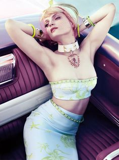 """Forever Glamour"" 