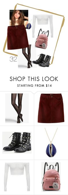 """Outfit #32"" by magnusx ❤ liked on Polyvore featuring Express, prAna and Aurélie Bidermann"