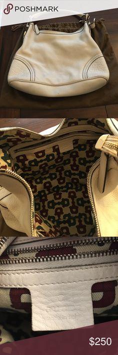 Gucci white satchel Gucci white satchel gucci Bags Satchels