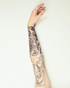 #Sleeve #Tattoos #Dope