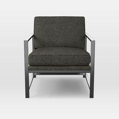 Metal Frame Chair | west elm