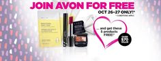 Avon Rep Tip: It's FREE to Register as a New AVON Representative Today. Just send me a Message brigittesbeautycare@gmail.com   I'd love to get you Started.