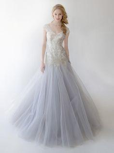 Leeta Wedding Dress by Kelly Faetanini