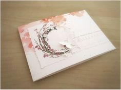 zwei zarte Geburtstagskarten... | Card Creations by Ellis van Veenendaal | Bloglovin'