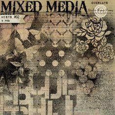 Mixed Media Overlays (Mists 02}