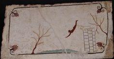 Tomba del Tuffatore Neaples 480 a.C.