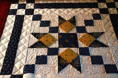 Sew'n Wild Oaks Quilting Blog: Machine Quilting Country Charmer