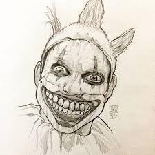 Resultado de imagen para american horror story  dibujos
