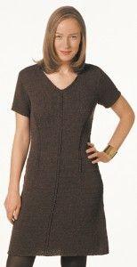Free Knitted Dress Pattern II