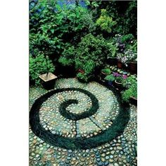 Gardens for the Soul: Designing Outdoor Spaces Using Ancient Symbols, Healing Plants and Feng Shui