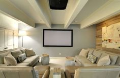 media-room-in-basement