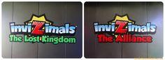 InviZimals: The Lost Kingdom & The Alliance - Confessions of a SAHM