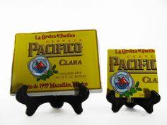 Pacifico Clara Beer Coaster