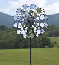 Mirror Wind Spinner | Wind Spinners