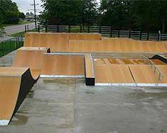 Bellerive Park Skate Park - Westmont, IL