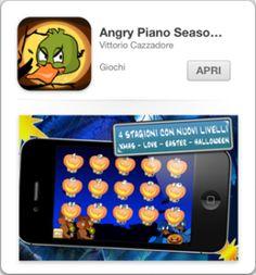 ANGRY PIANO è un nuovo gioco musicale che vede Volpi contro Anatre, chi avrà le meglio?  La saga inizia con la stagione Natalizia, la Volpe ...