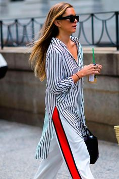 More of the Best Street-Style Looks From New York Fashion Week Emma Morrison - My Accessories World Street Style Chic, New York Street Style, Looks Street Style, Street Style 2017, Street Style Trends, Cool Street Fashion, Street Styles, New York Fashion, Fashion Week