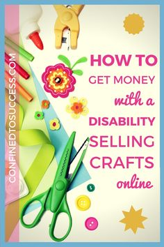 1000 images about disabilities never doubt our abilities for How to sell your crafts online