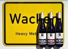Der Wacken Wein aus dem Weingut Tesch #Tesch #Wein #Riesling #Nahe #Hosen #Rauschen #Wacken