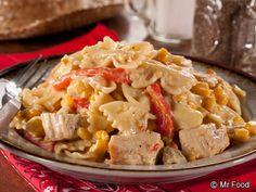 Chicken Fiesta Pasta