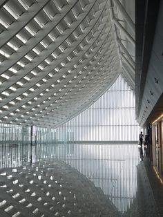 Galería - Regeneración del Aeropuerto Internacional de Taoyuan Terminal 1/ Norihiko Dan and Associates - 1