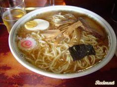 Рецепт Японский суп рамен со свининой. Приготовление   блюда