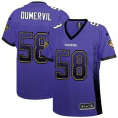 youth nike baltimore ravens 74 michael oher game purple team color nfl jersey nflravensgear pinteres