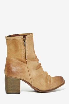 Jeffrey Campbell Annie Suede Boot - Heels | Jeffrey Campbell