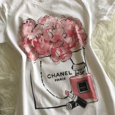 Chanel Bag and Chanel Parfum