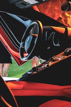 LP700 Aventador interior