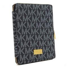 Michael Kors Jet Set Logo Large Black iPad Case [MK0000000118] - $52.99 : Michael Kors Outlet, Michael Kors Outlet Store