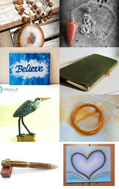 A Few of My Favorite Things and Folks by Marcia on Etsy--Pinned with TreasuryPin.com #promotingwomen