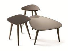 Oak coffee table FIFTIES - Gallotti&Radice