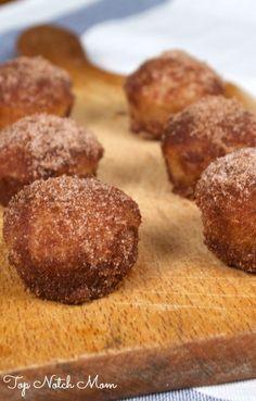 Cinni-mini muffins from TopNotch Mom