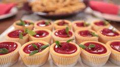 Frambuazlı Cheesecake Tarifi | Nursel'in Mutfağından Yöresel Yemek Tarifleri