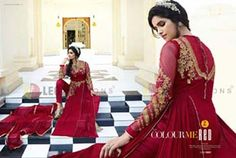 Palazzo Pant Suit in Mehroon Colour
