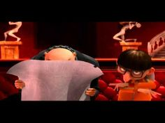 Despicable Me - Own it on Blu-ray & DVD 12/14 - Clip: Vector's Introduction - YouTube