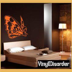 Fairy Wall Decal - Vinyl Decal - Car Decal - CF234