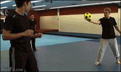 Kick fail