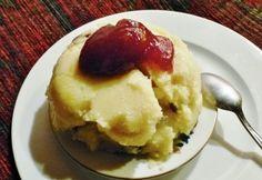 Tejbegríz bolondítva Mashed Potatoes, Ethnic Recipes, Food, Whipped Potatoes, Smash Potatoes, Essen, Meals, Yemek, Eten