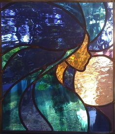For those that have read my journal, I have taken up a Stained Glass class. ^_^ This is my first project for the class. This project took 2 months from conception to completion. There were approxim...