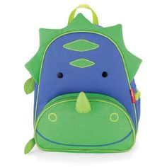 These bags are excellent for little ppl!  My 3YO had one for the last two years and the dino is his new buy for pre-K in September.  Skip Hop Zoo Packs Little Kid Backpacks, Dinosaur by Skip Hop, from amazon.  Too stinking cute!! Get the matching lunch bag while you are shopping!  Need one today?  Try @Liliplum Kids right here in Barbados