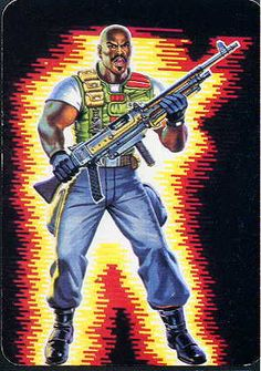Roadblock - G.I. Joe