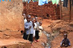 African children by Daniela Hyklova