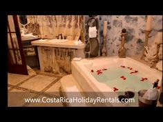 Costa Rica Holiday, Beachfront Property, Holiday Rentals, Jaco, Common Area, Mediterranean Style, Courtyards, Bedrooms, Villa