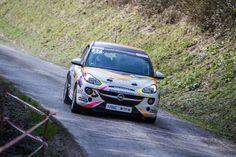 L'Opel en action