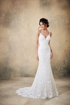 Looking for a Mori Lee Wedding Dress? Wedding Dresses Photos, Bridal Wedding Dresses, Wedding Dress Styles, Dream Wedding Dresses, Designer Wedding Dresses, Bridesmaid Dresses, Mori Lee Wedding Dress, Mori Lee Bridal, Boho Wedding