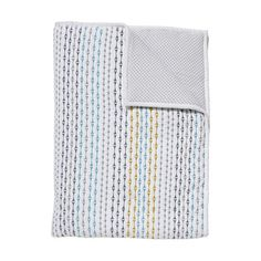 Quilted play blanket from Dwell Studios
