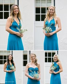 Pink Book a has compiled list of the best bridesmaid dress suppliers in [Location]. Buy or Hire your Dresses NOW! Blue Bridesmaids, Blue Bridesmaid Dresses, Prom Dresses, Formal Dresses, Wedding Dresses, Wedding Book, Our Wedding, Wedding Styles, Wedding Photos