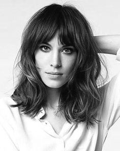 on the cover | The French-girl hair trend we're completely obsessed with